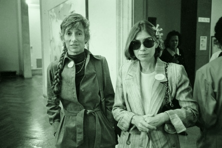 Renata Adler and Joan Didion